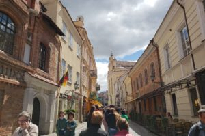 Exploring the G-Spot of Europe - Things to Do in Vilnius