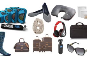 Must Have Travel Accessories for Any Trip