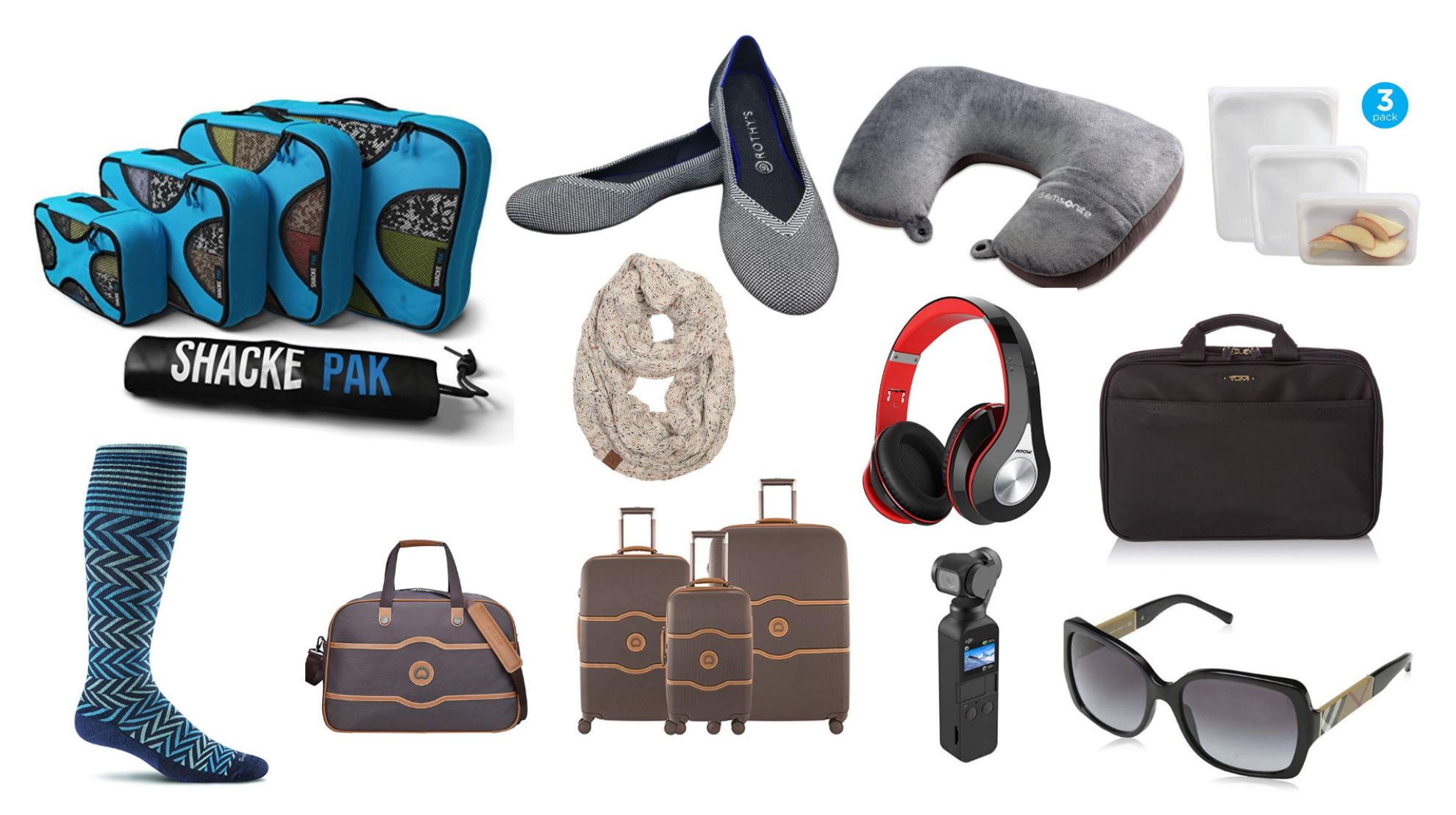 Must Have Travel Accessories