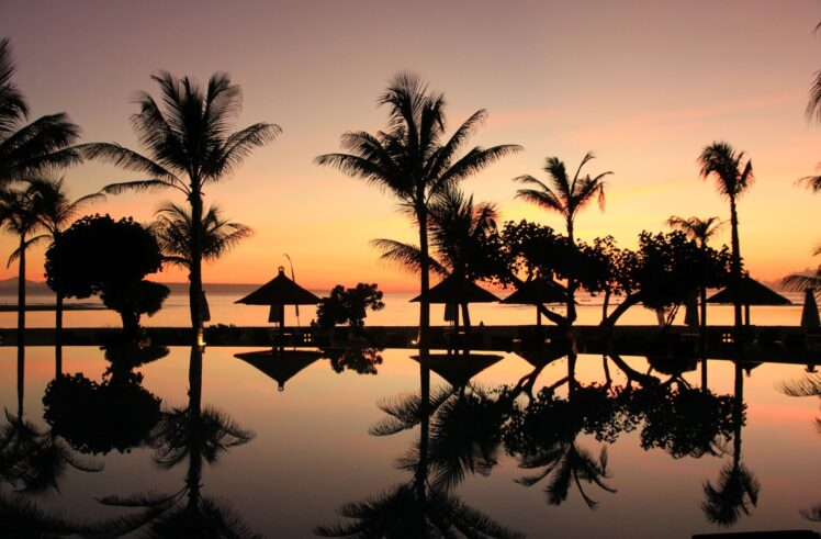 Sunset - Bali Wellness Retreat