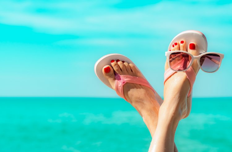 Travel Advisor or Agent - at the beach
