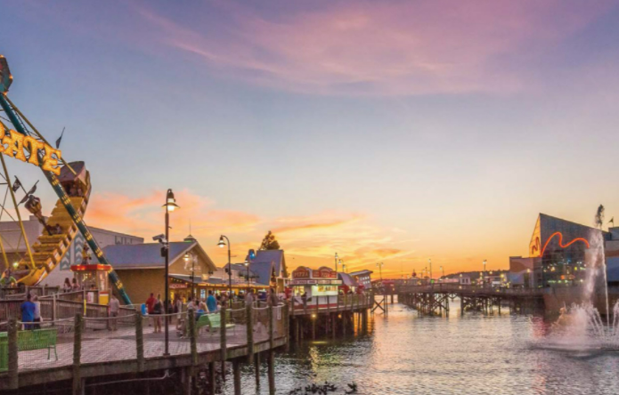 Broadway at the Beach - Things to Do in Myrtle Beach