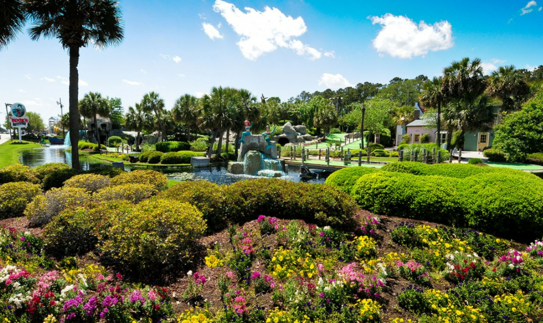 Captain Hook's Miniature Golf - Things to Do in Myrtle Beach